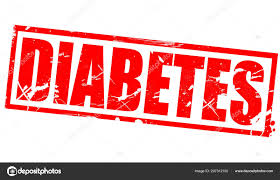 Word In Red Diabetes Word Red Frame Rendering Stock Photo Tang90246