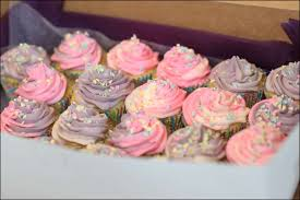 8 Girl Party Cupcakes Photo Girls Birthday Party Cupcakes Girls