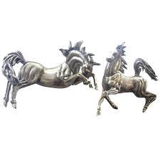wall sculptures metal pair of mid century metal wall sculptures for at outdoor wall sculptures metal