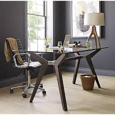 crate and barrel home office. Apartments Elegant Home Office Furniture Design Ideas With Desk Inside Crate And Barrel
