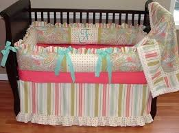 unique girl baby bedding sets spring crib bedding this custom baby crib bedding set includes the