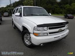 2005 Chevrolet Suburban 1500 Z71 4x4 in Summit White - 216819 ...