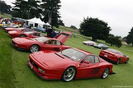 Die f 512 m kann man unterscheiden durch die mit glas abgedeckte scheinwerfer und der subtil modifizierte rückseite. 1991 Ferrari Testarossa Conceptcarz Com