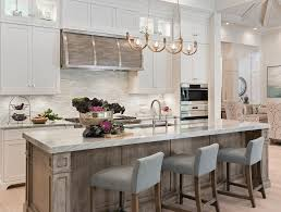 countertops jacksonville fl with transitional kitchen and bright kitchen gray matchstick tile gray upholstered barstools light brown accents pendant light