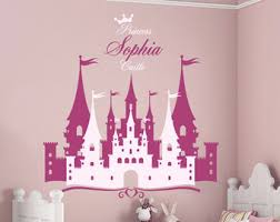 Small Picture Wall Decoration Disney Castle Wall Decal Lovely Home Decoration