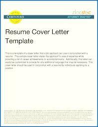 Uncategorized 17 Sample Cover Letter For Resume Sample Cover