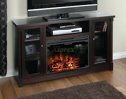 electric fireplace tv stand canada