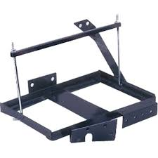 dual battery tray for 76 86 jeep cj