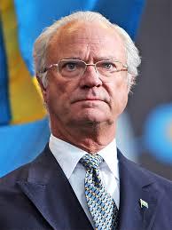 Carlos XVI Gustavo da Suécia