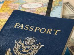 Passport Smithsonian Symbol How Improbable The Travel American Became Of Identity An