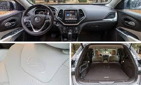 2018 jeep interior. Brilliant Jeep 2018jeepcherokeeinterior On 2018 Jeep Interior D