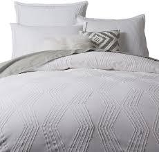 roar rabbit zigzag texture duvet cover shams duvet cover full queen white decorist