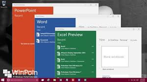 Download Microsoft Office Touch Word Excel Powerpoint