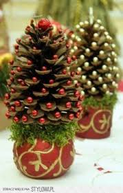 19 Pine Cone Crafts For Christmas  AllFreeChristmasCraftscomChristmas Pine Cone Crafts