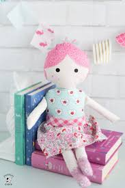 Doll Patterns Fascinating Handmade Doll Ideas Dolly Book Blog Tour The Polka Dot Chair