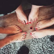 Krásné Nohy A Zdravá Chodidla