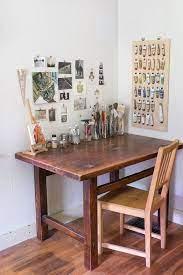 art studio room