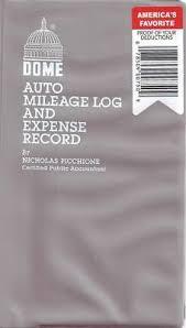 Mileage Book