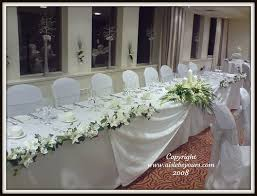 top table decoration ideas. Toptable Decorations. A Few Ideas For You: Top Table Decoration Hitched