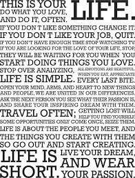 This Is Your Life Quote Best Download This Is Your Life Quote Poster Ryancowan Quotes