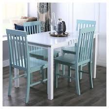 dining set wood. 5pc white wood kitchen dining set - sage saracina home d