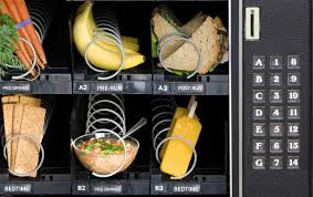 Healthy Food Vending Machines Franchise Extraordinary Making A 48 A Month Off Of 4848 By Investing In Vending Machines