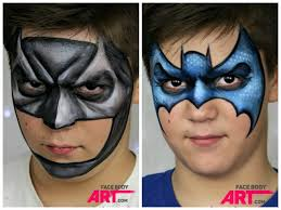 Face Painting Superheroes Design Top 10 Must Learn Face Painting Designs And 1 More