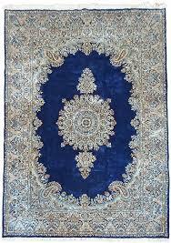 navy blue 6 7 x 9 10 kerman persian rug rugs erugs in ideas 15