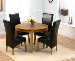glass dining sets 4 chairs elegant round glass dining table sets for 4 furniture glass top