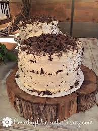 3 Layer Chocolate Cake With Homemade White Chocolate Frosting Best