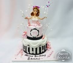 Princess Birthday Cakes Fairytale Birthday Cakes Sweet Secrets