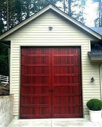 garage door replacement panels for ale clopay parts wood s