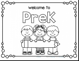 free back to school coloringes printable of preschool welcome coloring pages