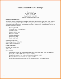 High School Student Resume Witho Work Experience Sample Format With