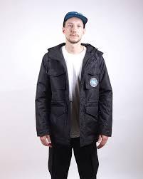 <b>Куртка Anteater M65</b> - черная – купить по доступной цене в ...