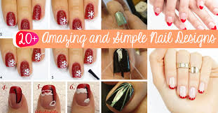 at home nail designs