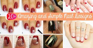 at home nail designs