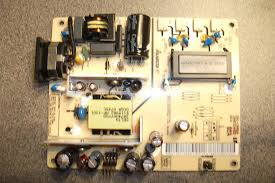 fix your westinghouse sk 19h210s television 8 steps picture of locate and replace the capacitor