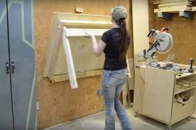 diy wall mounted workbench. diy folding workbench diy wall mounted n