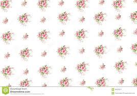 Vintage Floral Print Vintage Floral Print Stock Image Image 18418271