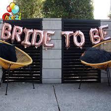 Rose Gold Bride To Be <b>Balloon</b> Gold <b>Team Bride</b> Ball Hen Party ...
