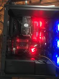Red Cpu Light On Motherboard New Pc Builder Not Turning On All Red Light Z370 Aorus