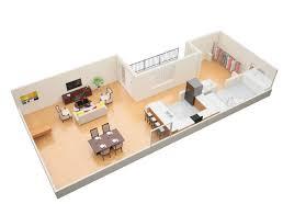 Loft Studio Apartment Studio Loft Apartment Floor Plans Intended Inspiration Decorating