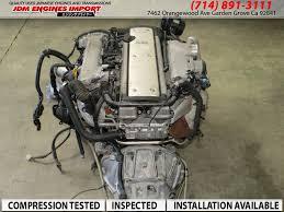 JDM 1JZ-GTE Toyota Engine Turbo 1JZ VVTi Motor ECU Harness Rear Sump