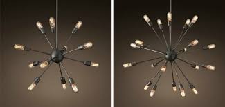 restoration hardware sputnik chandeliers lighting chandelier e75 chandelier