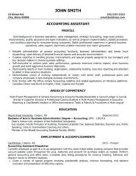 Resume Samples Accounting Objective Resume Samples Machinist Resume