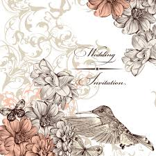 vintage birds background.  Background Vintage Flower And Birds Background Art Vector And Vintage Birds Background A