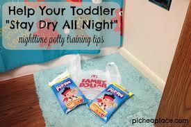 Night Time Potty Training Reward Chart Stay Dry All Night Nighttime Potty Training