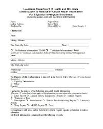 Medical Forms Templates Medical Release Form Template Jasi Info