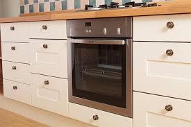 wooden kitchen appliance housing